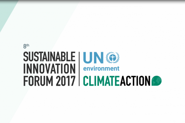 Sustainable Innovation Forum 2017 Highlights