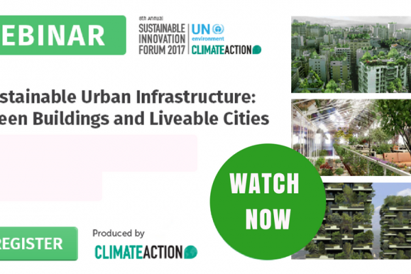 Sustainable Urban Infrastructure: Green Buildings and Liveable Cities
