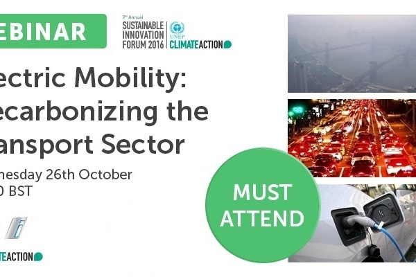 Electric Mobility: Decarbonizing the Transport Sector