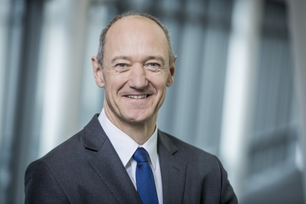 Interview with Dr. Roland Busch, Chief Technology Officer, Siemens