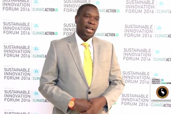 Interview with Paul Isaac Musasizi, CEO, Kiira Motors at SIF16