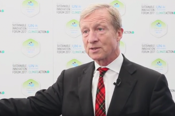 SIF17 Interview with Tom Steyer from NextGen America