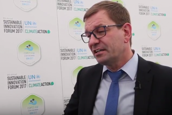 SIF17 Interview with Markus Duesmann from BMW Group
