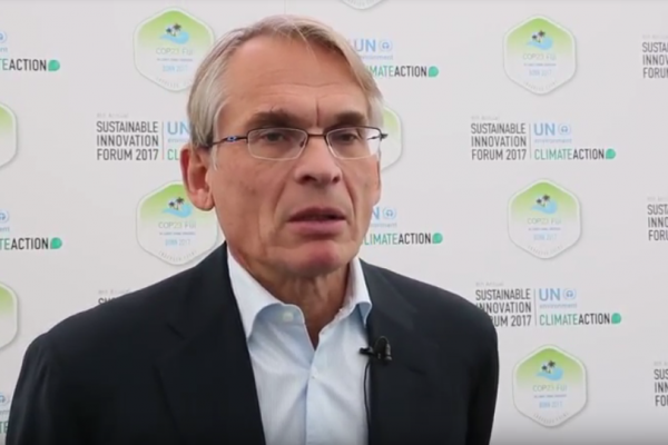 SIF17 Interview with Henrik Ehrnrooth from the Climate Leadership Council