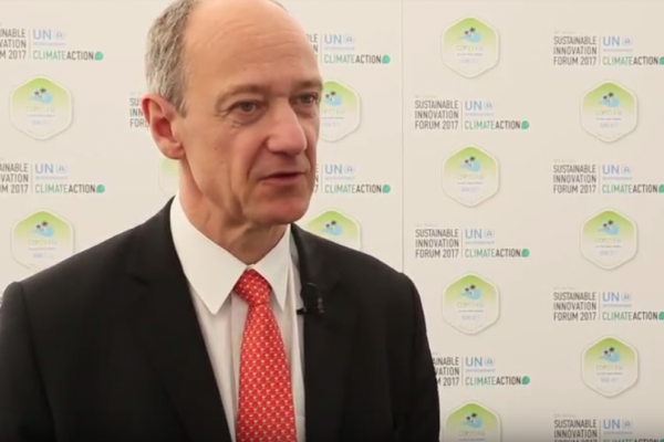 SIF17 Interview with Dr. Roland Busch from Siemens