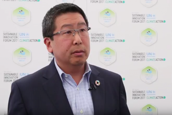 SIF17 Interview with Dave Tang from Western Digital