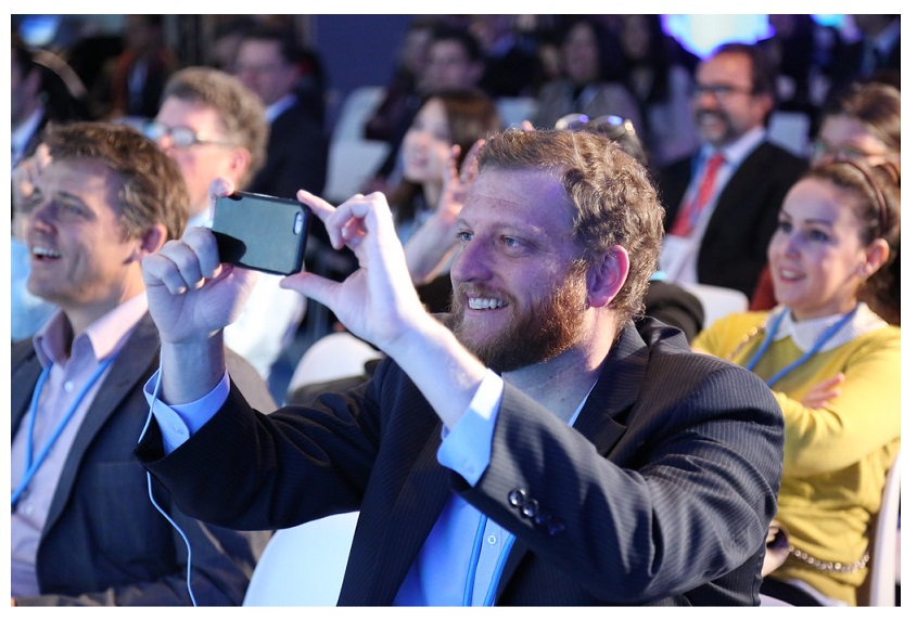 COP22 Sustainable Innovation Forum Audience